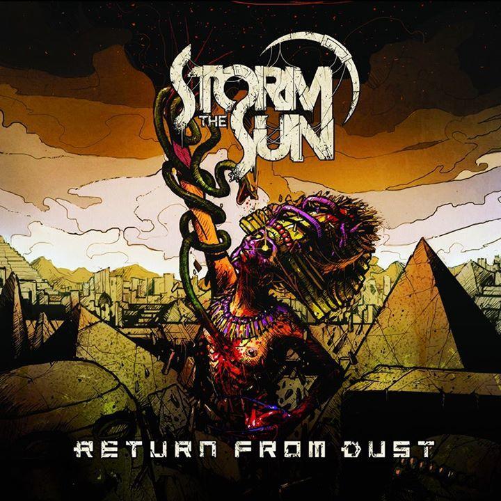 Storm the Sun Tour Dates