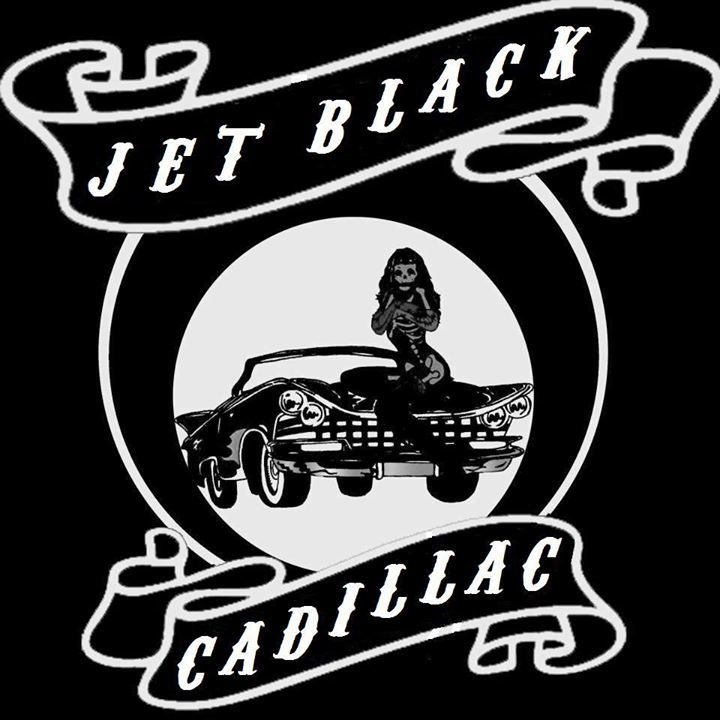 Jet Black Cadillac Tour Dates
