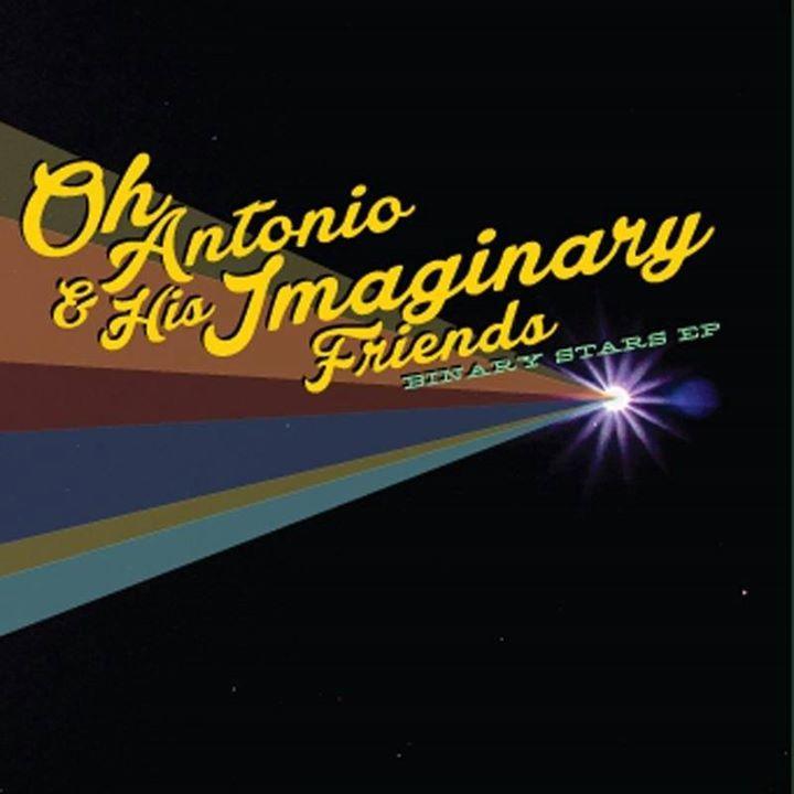 Oh Antonio + His Imaginary Friends Tour Dates
