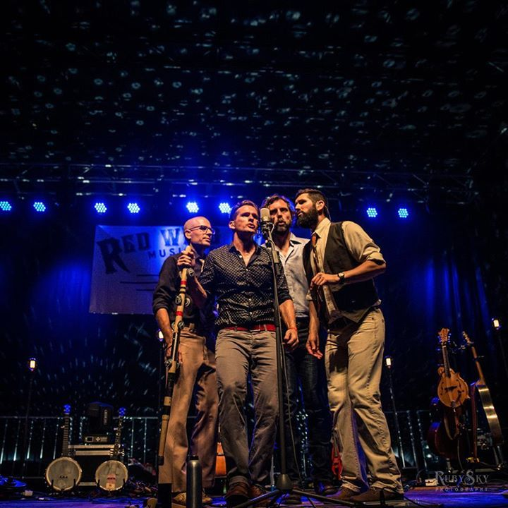The Steel Wheels @ The Center for the Arts - Grass Valley, CA