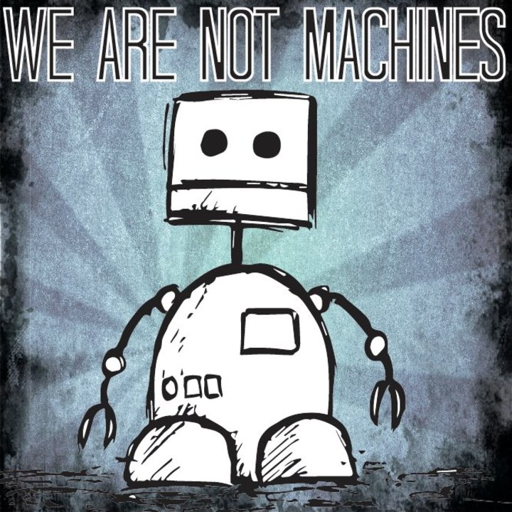 We Are Not Machines Tour Dates