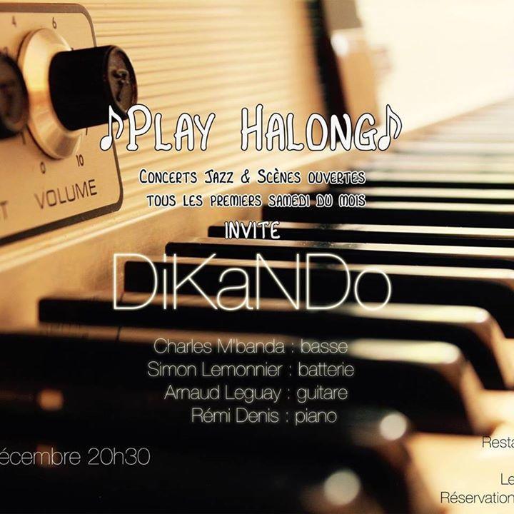 DiKaNDo Tour Dates