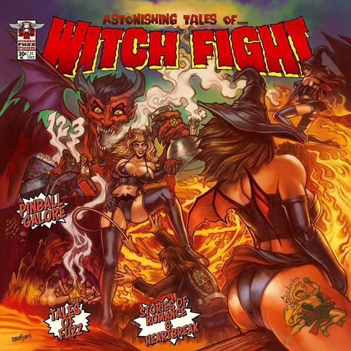 Witch Fight Tour Dates