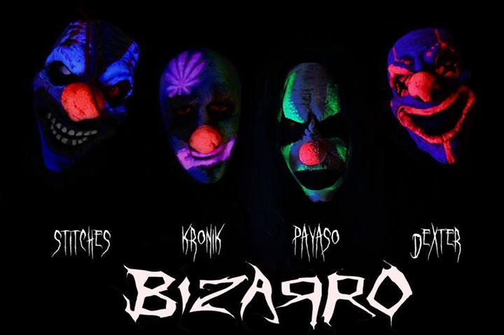 Bizarro Tour Dates