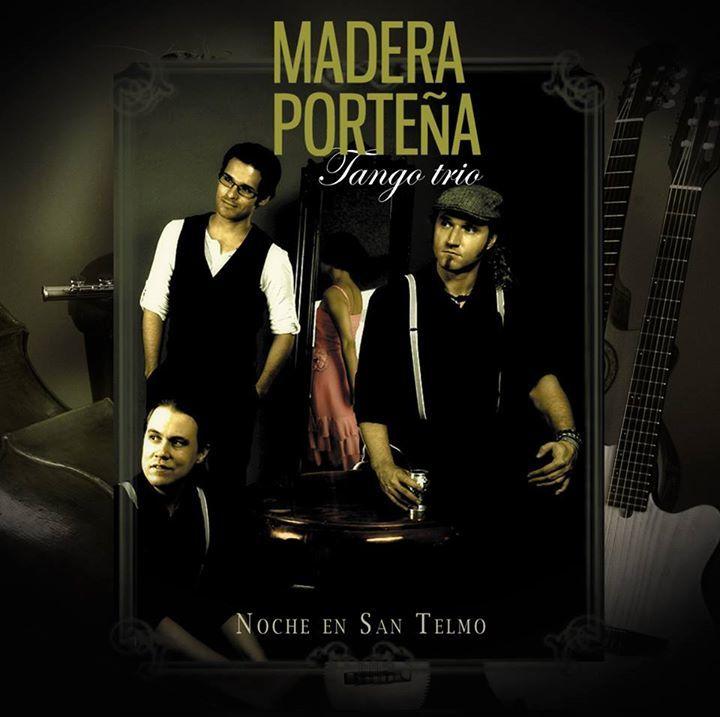 Madera Porteña - Tango trio Tour Dates