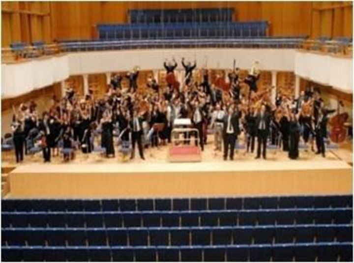 World Youth Orchestra Tour Dates