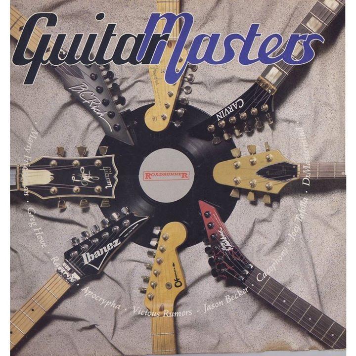 Guitar Masters Tour Dates