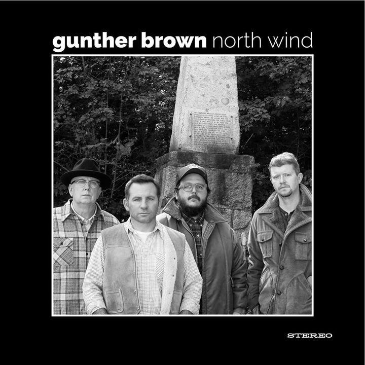 Gunther Brown Tour Dates