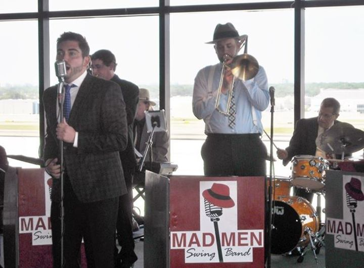 Mad Men Swing Band Tour Dates