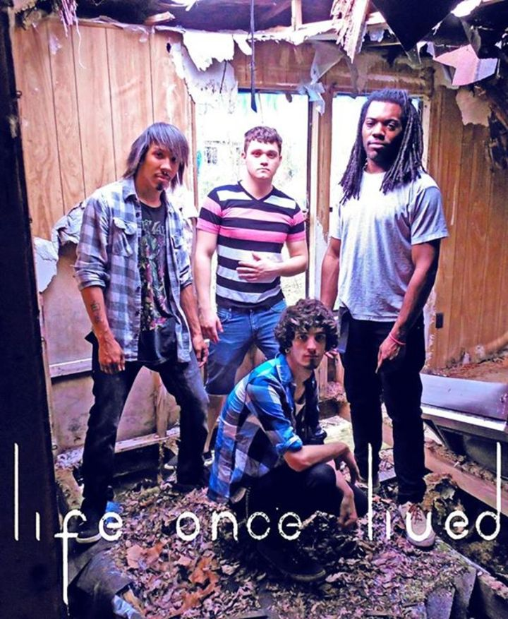 Life Once Lived Tour Dates
