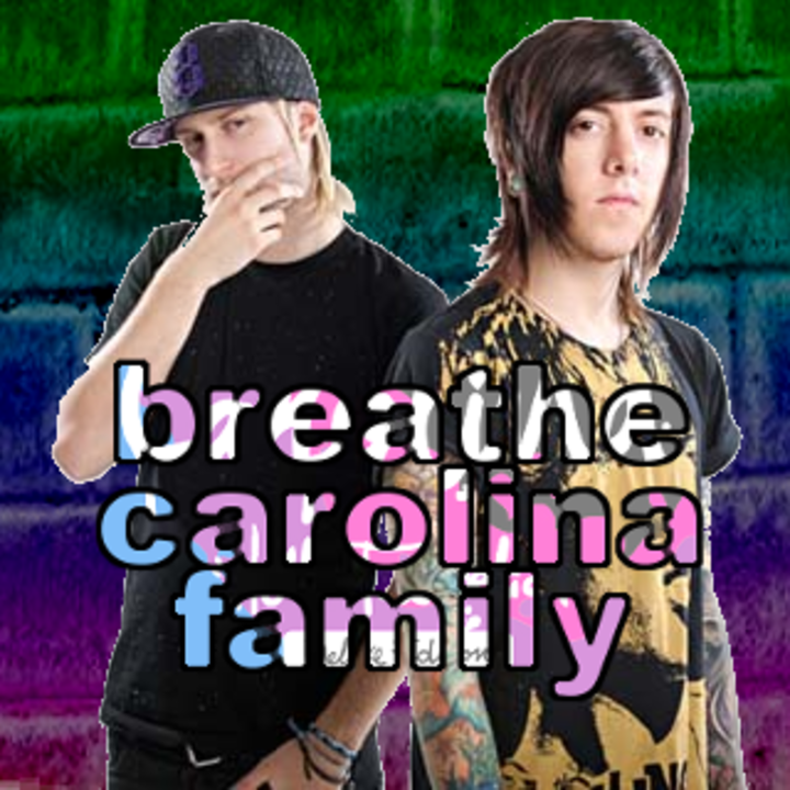 Breathe Carolina Family Tour Dates