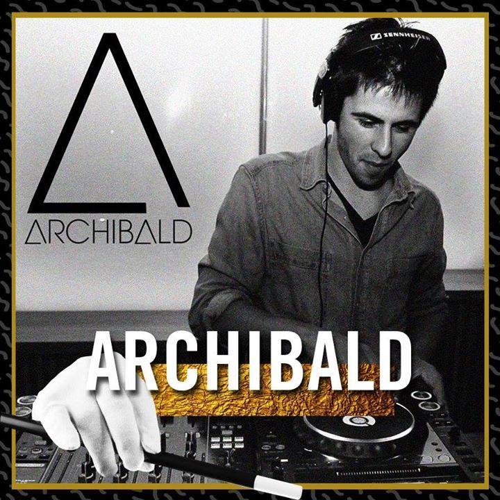 Archibald Tour Dates