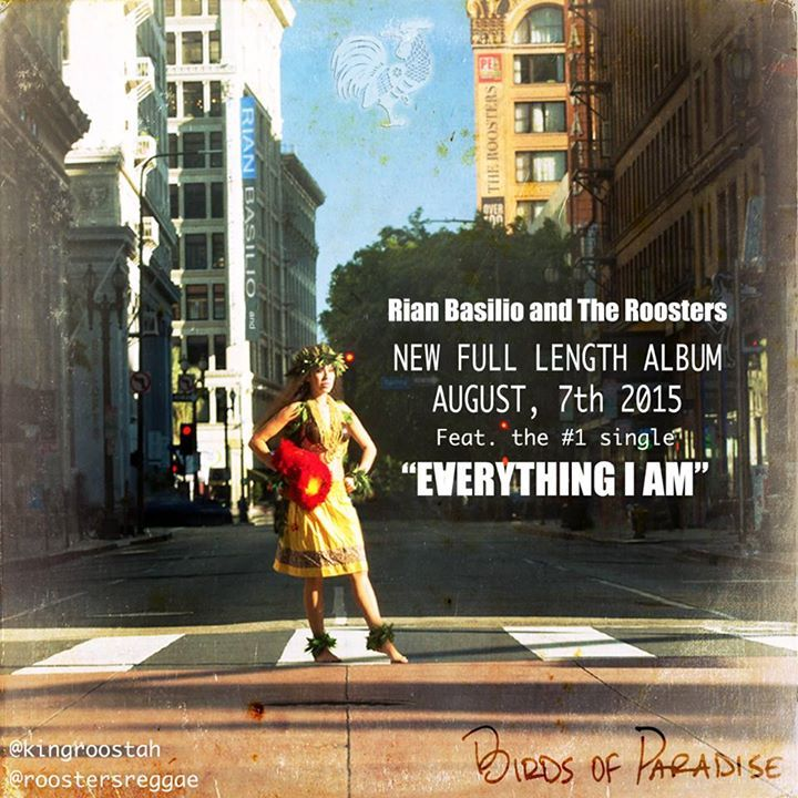 Rian Basilio and The Roosters Tour Dates