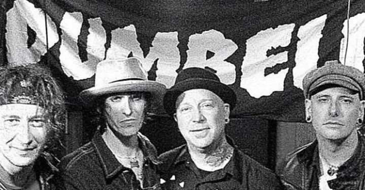 Dumbell Tour Dates