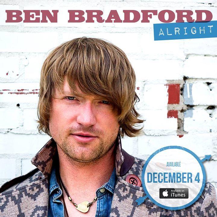 Ben Bradford Tour Dates
