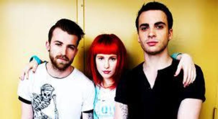 Paramore Love Tour Dates