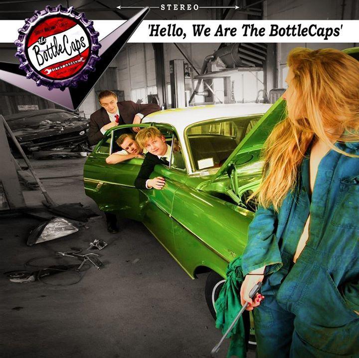 The Bottlecaps Tour Dates