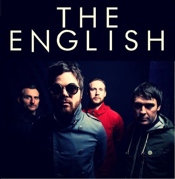 The English Tour Dates