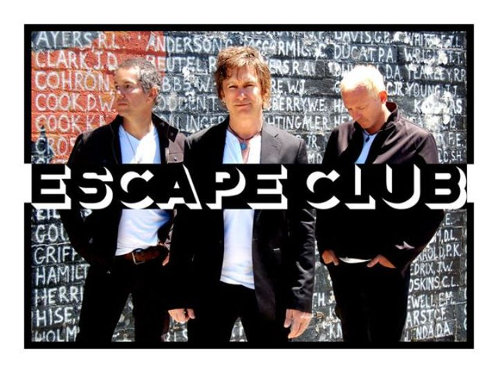 The Escape Club Tour Dates