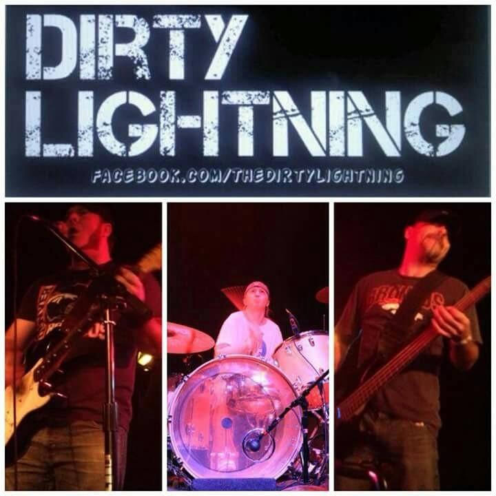 The Dirty Lightning Tour Dates