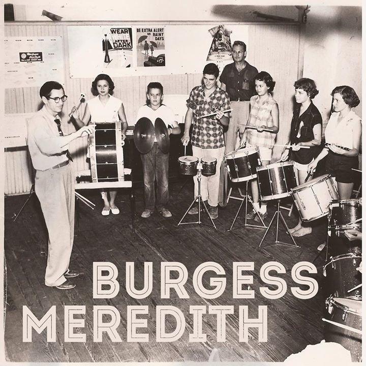 Burgess Meredith Tour Dates