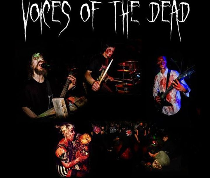 Voices of the Dead Tour Dates