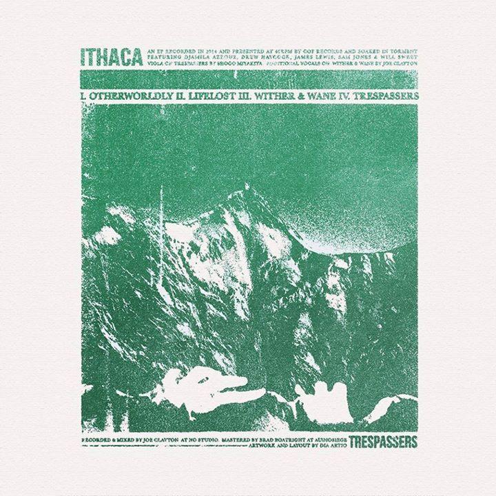 ITHACA UK Tour Dates