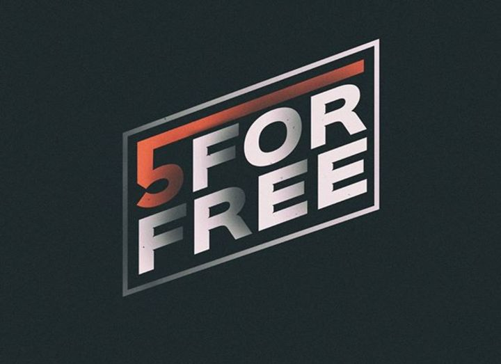 5 for free Tour Dates