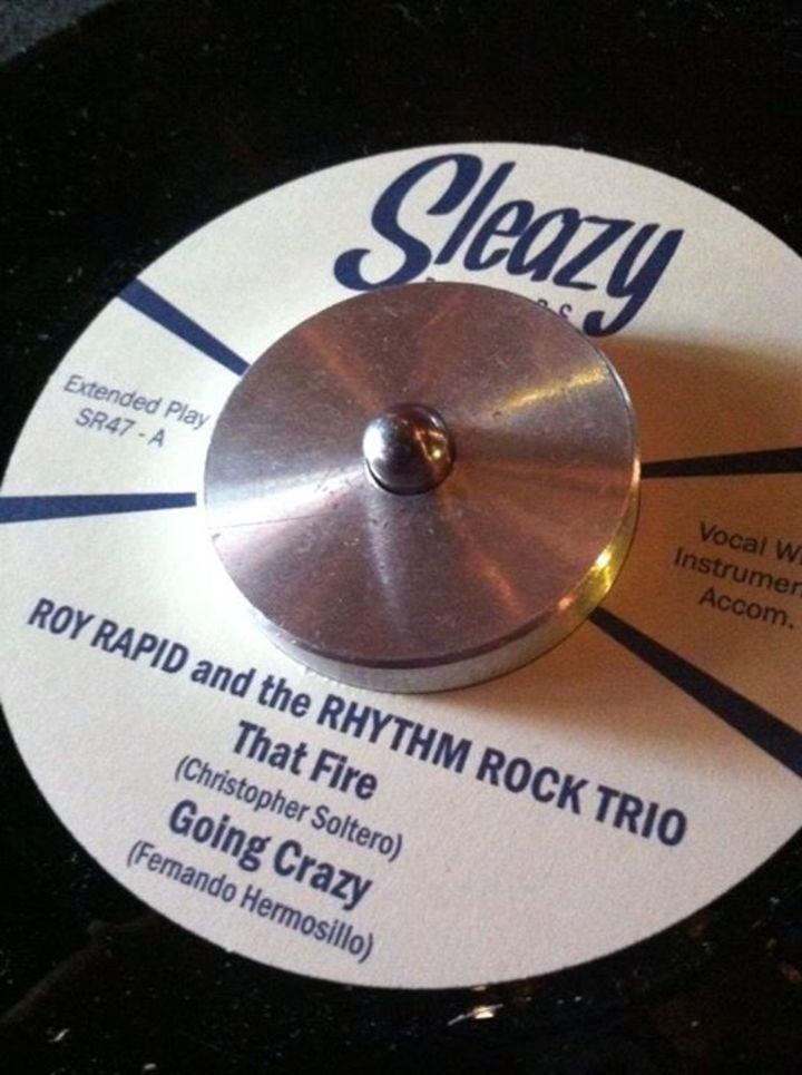 Roy Rapid & The Rhythm Rock Trio Tour Dates