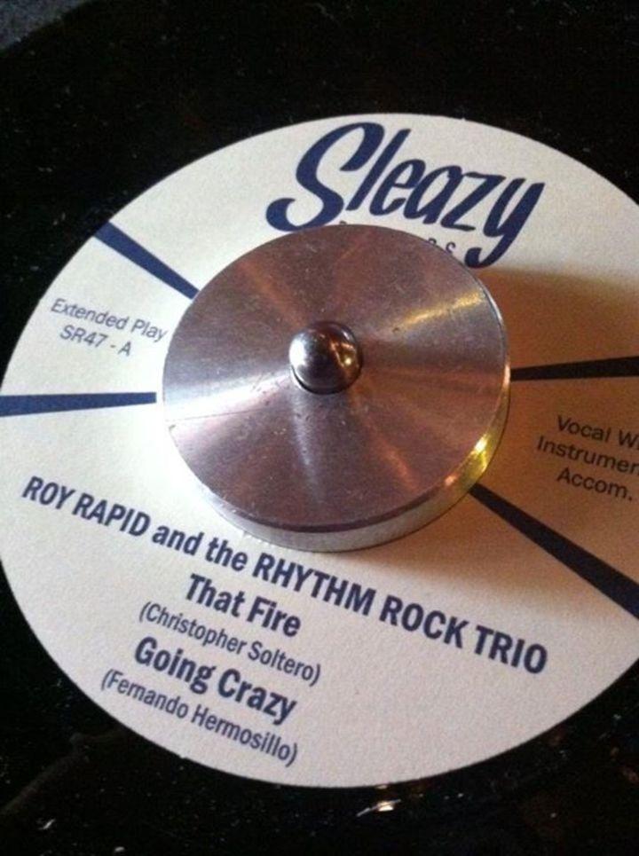 Roy Rapid & The Rhythm Rock Trio Tour Dates
