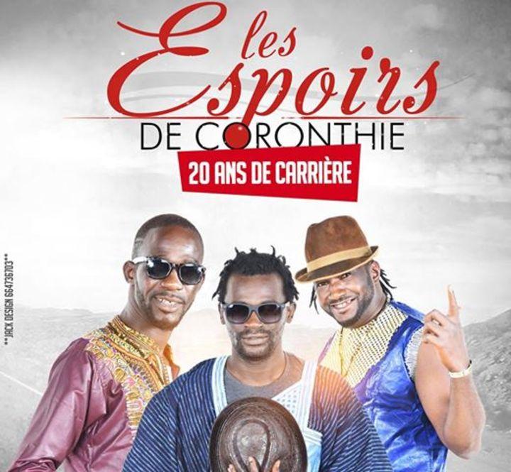 Les Espoirs de Coronthie Tour Dates