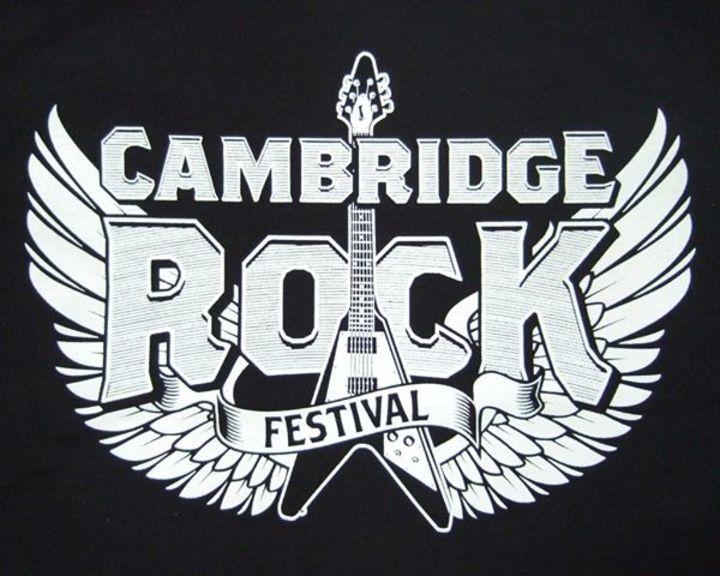 Cambridge Rock Festival Tour Dates