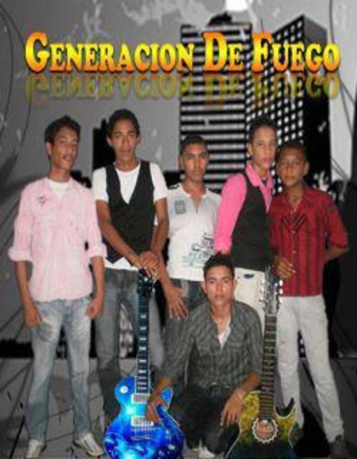 Generación de Fuego Tour Dates