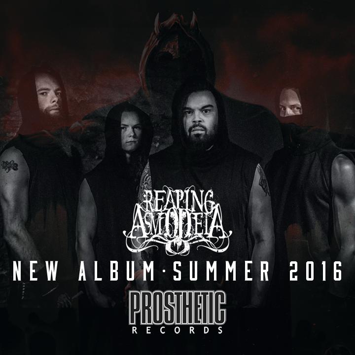 Reaping Asmodeia Tour Dates