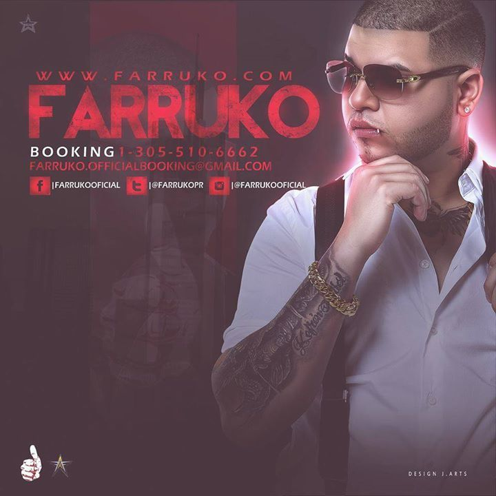 Farruko TMPR Edictions Tour Dates