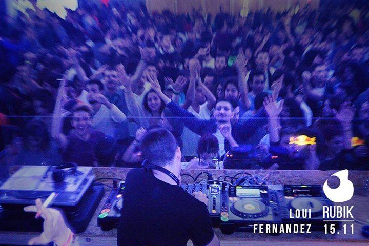 Loui Fernandez dj & producer Tour Dates