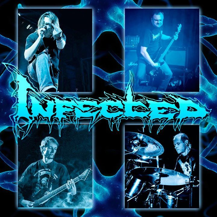 INFECTED Band (Ukraine) Tour Dates