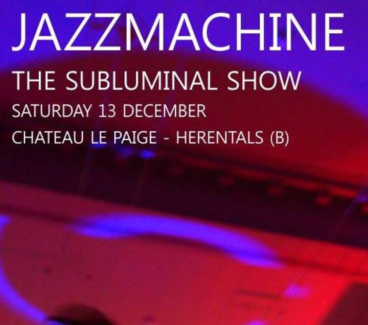 Jazzmachine Tour Dates