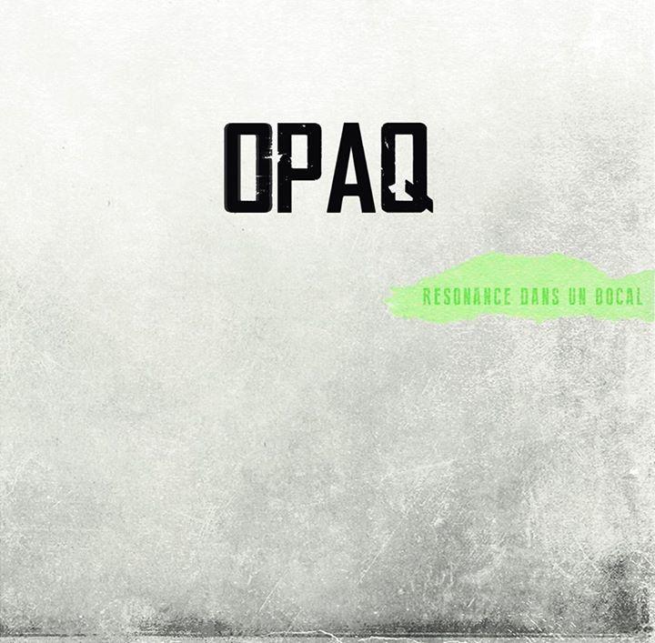 Opaq Tour Dates