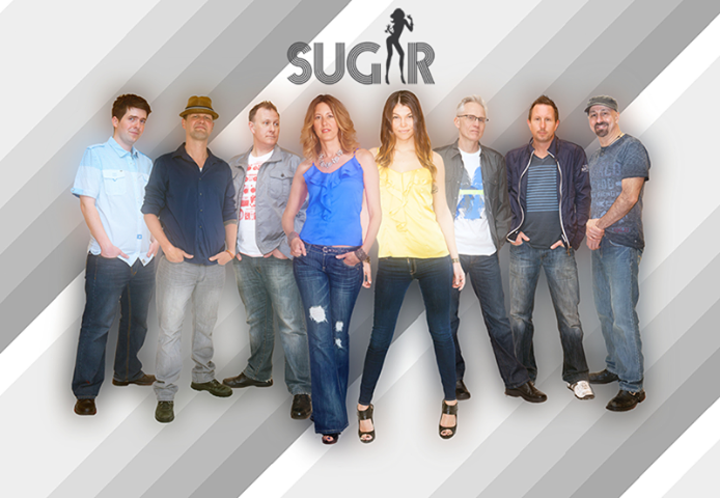 Sugar Band @ Mystic Yachting Center - Groton, CT