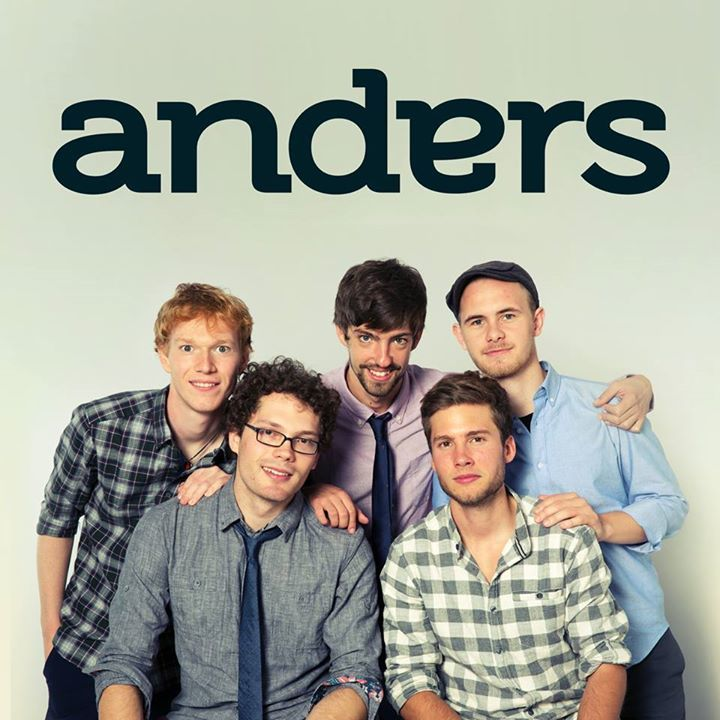 Anders Tour Dates