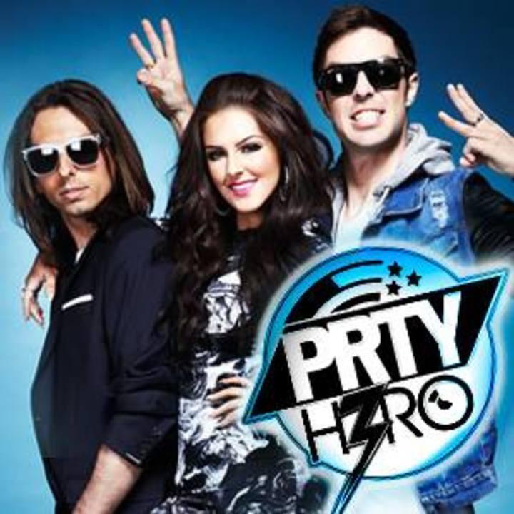 PRTY H3RO Tour Dates