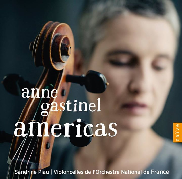 Anne Gastinel Tour Dates