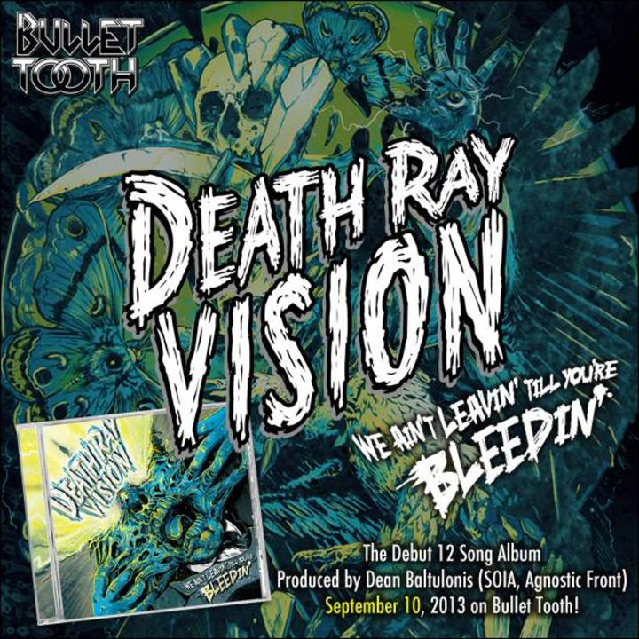 Death Ray Vision Tour Dates