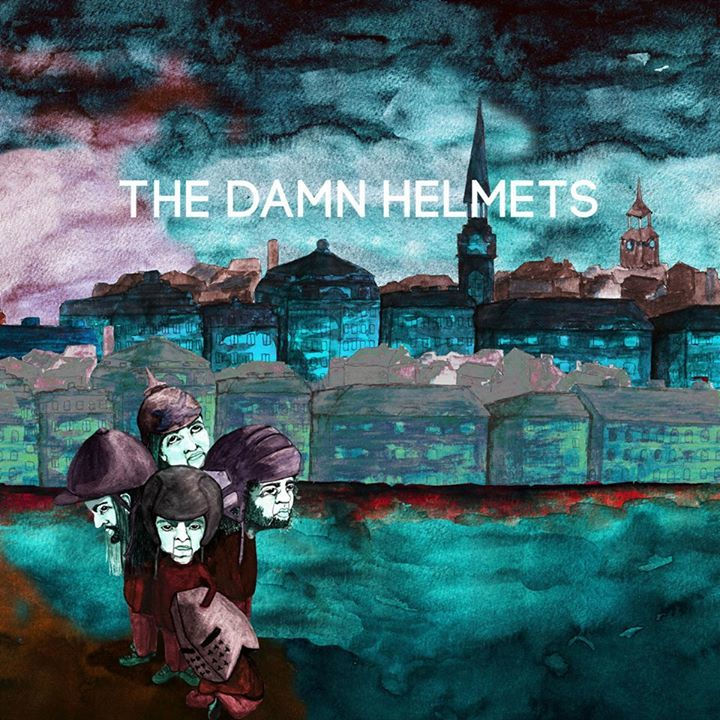 The Damn Helmets Tour Dates
