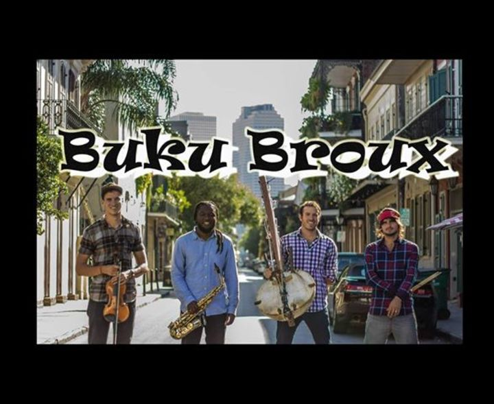 Buku Broux Tour Dates