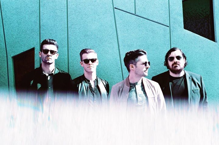 The Boxer Rebellion @ Gorilla - Manchester, United Kingdom