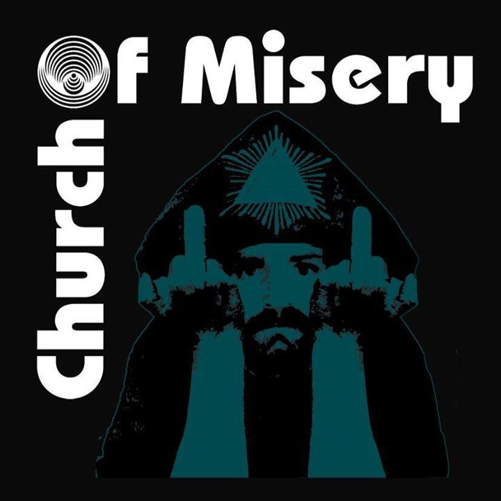 Church of Misery Tour Dates