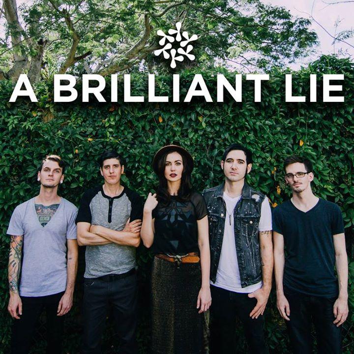 A Brilliant Lie Tour Dates