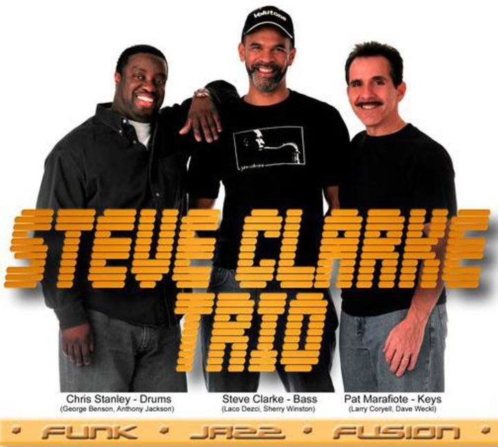 STEVE CLARKE TRIO Tour Dates